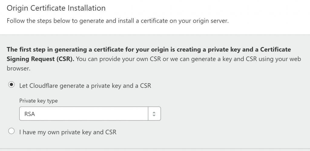 Cài Đặt SSL HTTPS CloudFlare cho WordPress trên OpenLiteSpeed 3