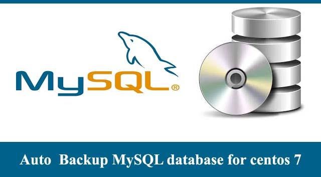 Crontab Backup Database on Linux 3