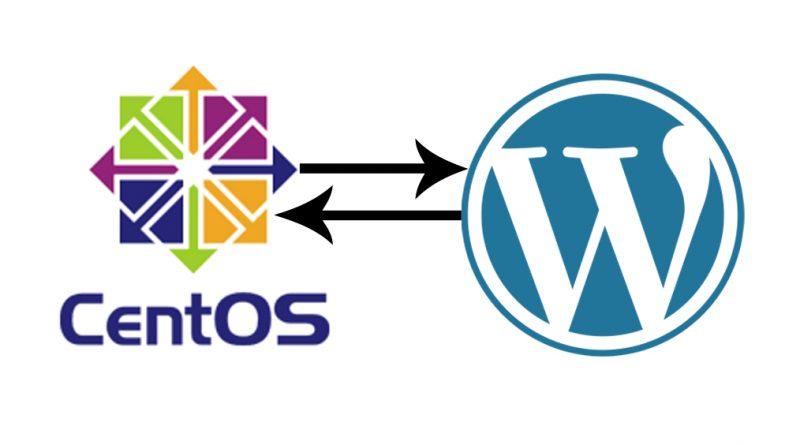 Lệnh tải Source Wordpress tự động trên Linux 1