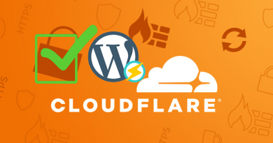 SSL CloudFlare with Wordpress on OpenLiteSpeed