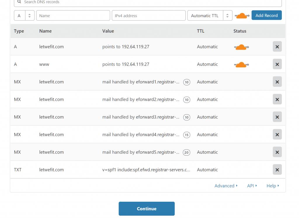 Cách Đăng Ký Tài Khoản CloudFlare 5