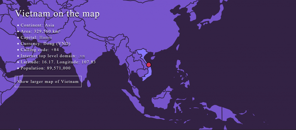 What time is it at VietNam(Time in VietNam).