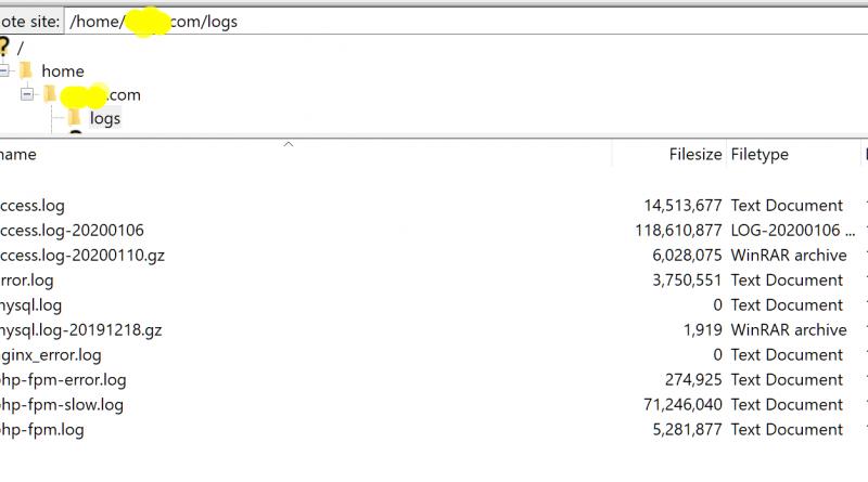 Tự động xóa hết file log trên VPS Linux bằng Crontab 2
